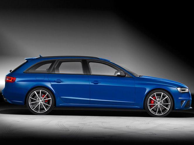 Audi RS 4 Avant Nogaro 2014