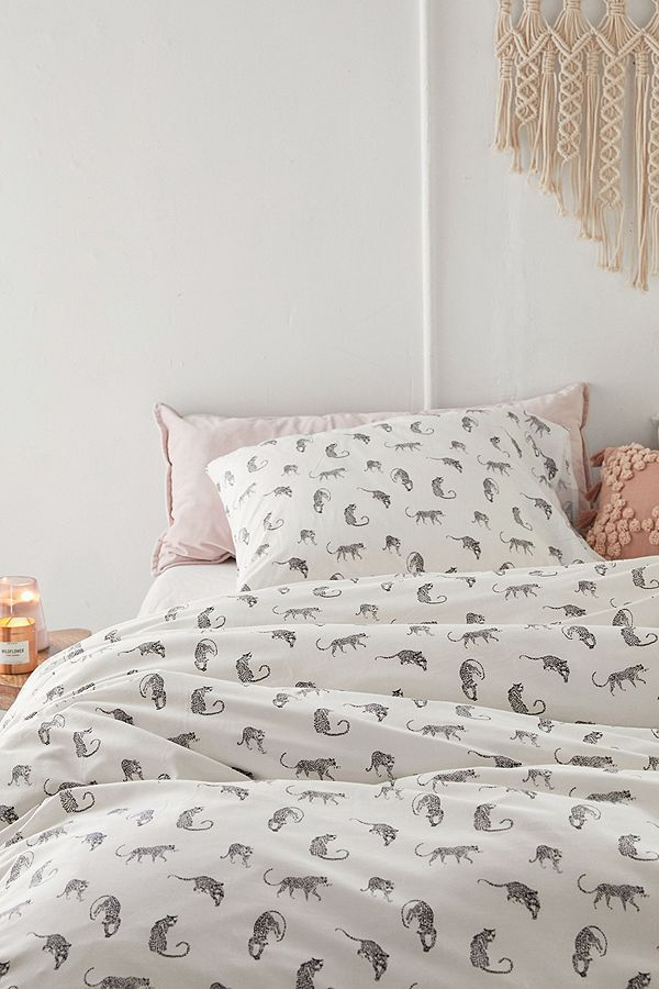 Big Cats Duvet Cover Set Duvet Cover Sets Cheap Bedding Sets