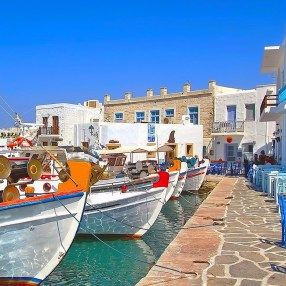 port-of-paros-greece