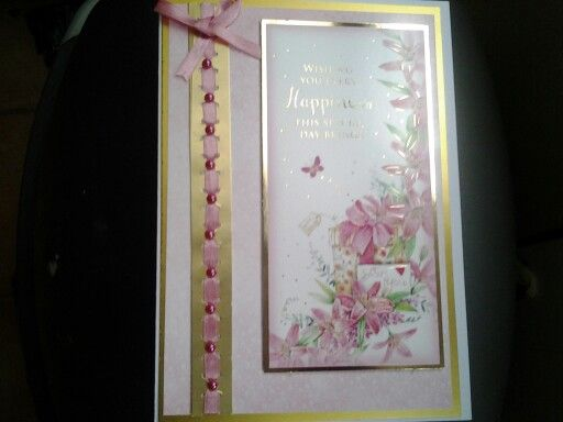 Birtheay card