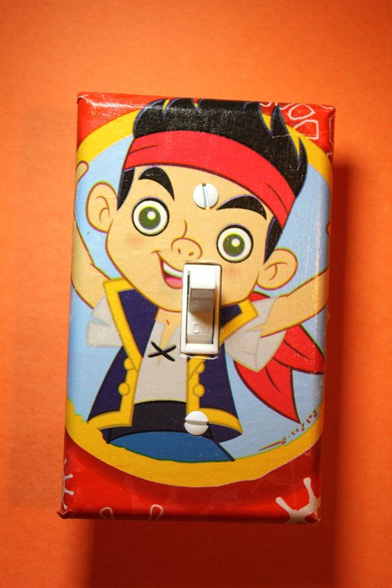 Jake and the Never Land Pirates Disney Jr Light by ComicRecycled