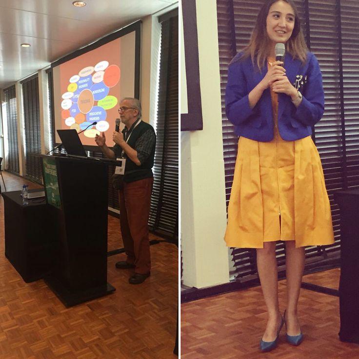 Uzm.Psk. Emre Konuk ve Uzm.Psk. Zeynep Zat #EMDR Europe 2016 Konferansı'nda sunumlarını gerçekleştirdi. #emdr2016