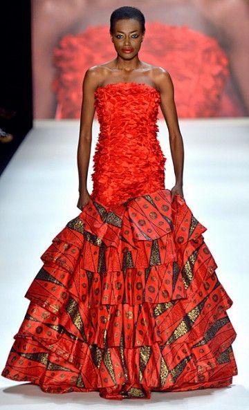 ♥African Fashion ● Mercedes-Benz Fashion Week ● AFRICA FASHION DAY BERLIN ● S/S 2014