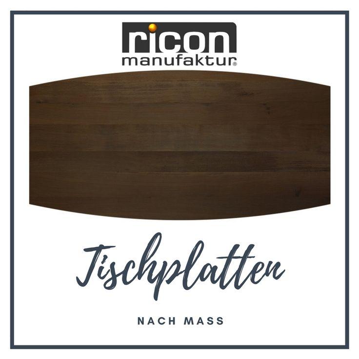 Du suchst eine Tischplatte in Bootsform? Dann wirst du bei RICON fündig. Wähle dein Holz und dein Maß und wir fertigen von Hand dein neues Möbelstück