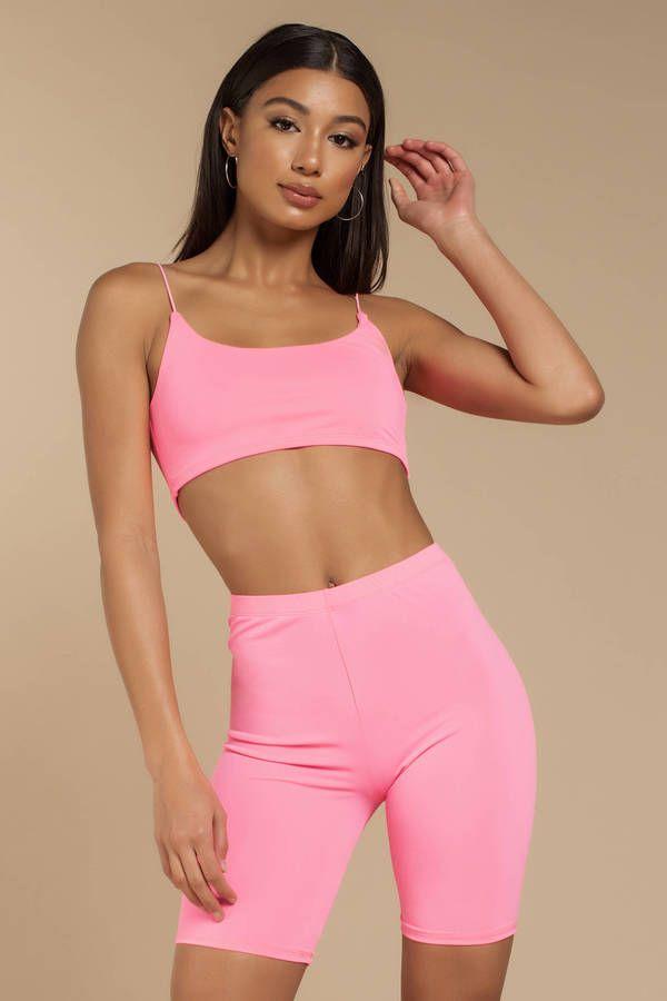 New Ladies Womens Neon Cycling Shorts Gym Yoga Festival Club Fashion Hot Pants