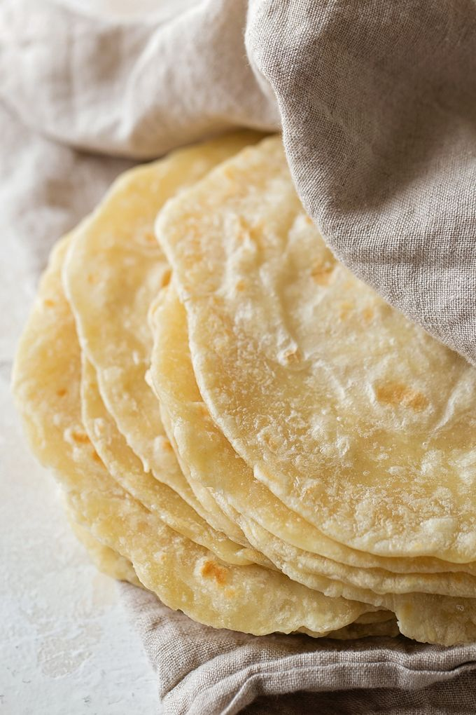 homemade flour tortillas Tortilla as similar to our indian flat bread- chapathi we use whole wheat flour and sesame/coconut oil or a little ghee to make chapatis 🙂 we have chapati varieties in which we stuff vegetables like potato, cauliflower and all.