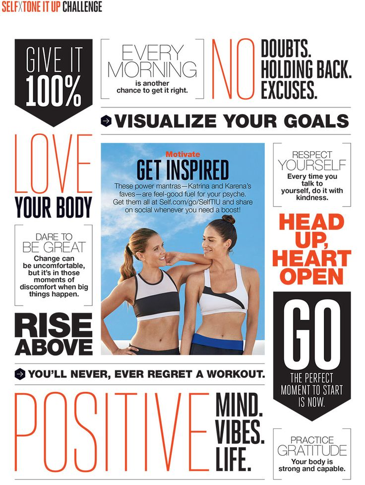 Self x Tone It Up Challenge – Get Inspired with power mantras from Katrina and Karena
