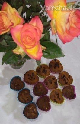Valentínske muffiny (videorecept)