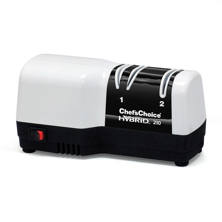 Chef'sChoice Hybrid Electric Knife Sharpener, Multicolor