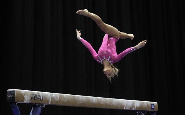 2012 Nationals: Women's Night one - Gymnastics Slideshows | NBC Olympics