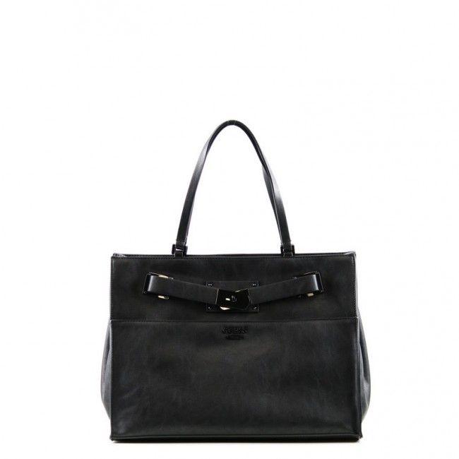 Borsa Guess shopper due manici Crew VB5064240  #style #bags #guess