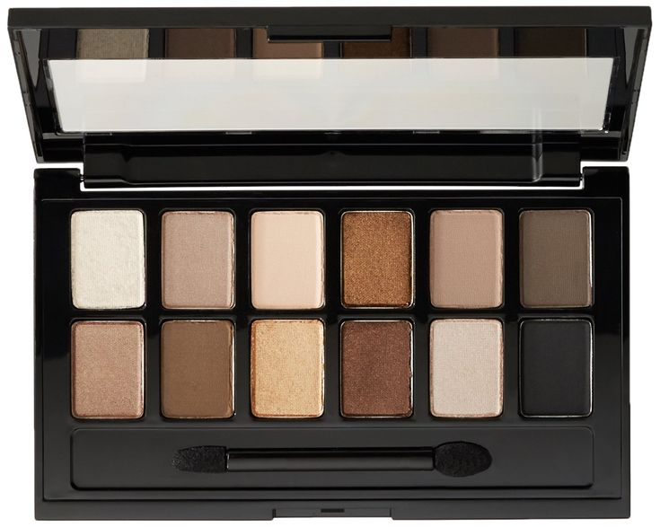 Maybelline new york the nudes eyeshadow for Palette 34