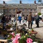 Cornwall Spring Flower Show, Boconnoc Estate near Lostwithiel, Sat 5 and Sun 6 April 2014