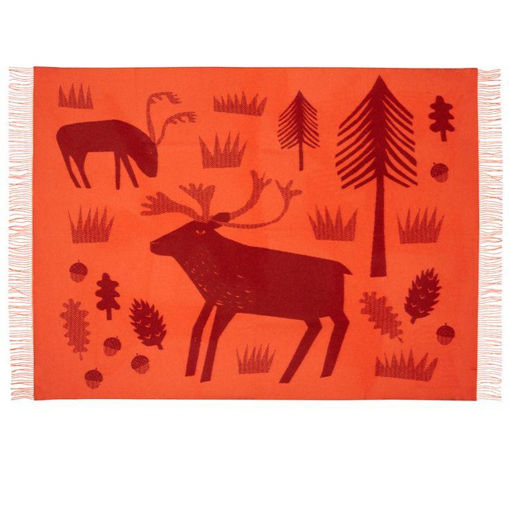 caribou blanket