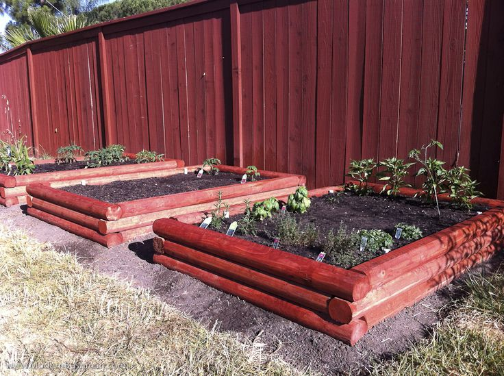 Planted Raised Bed Vegetable Garden I Need A Do Over