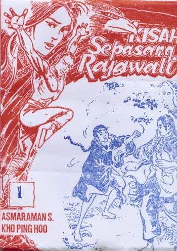 Cerita Silat Kisah Sepasang Rajawali