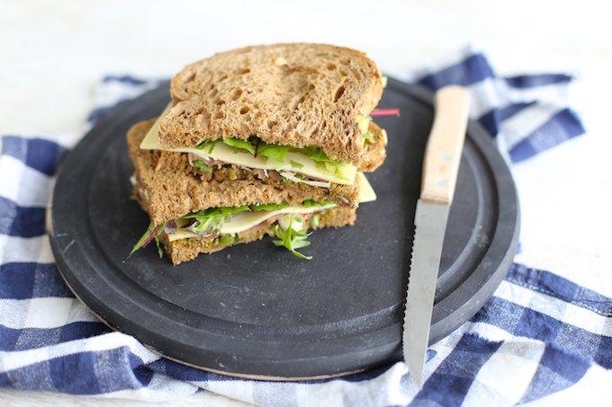 Italiaanse sandwich met serranoham   Lekker en simpel   Bloglovin'