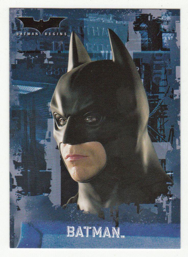 Batman Begins # 4 Rachel Dawes - Topps 2005