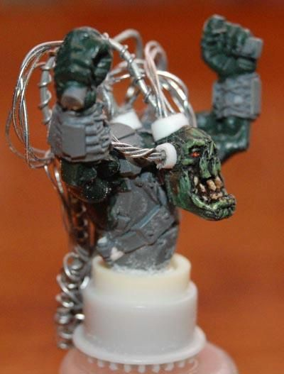 how to build louen warhammer