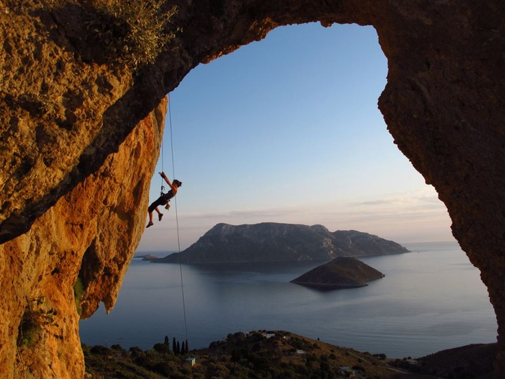 Amazing Climbing experience in Kalymnos