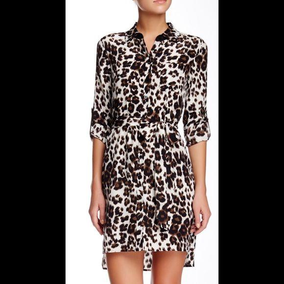 diane von furstenberg prita silk shirt dress nice leopard print shirt dress diane von. Black Bedroom Furniture Sets. Home Design Ideas