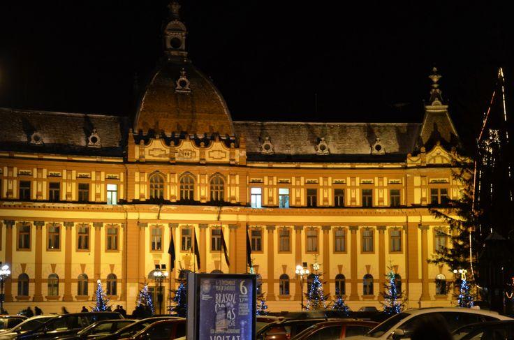 City Hall Brasov
