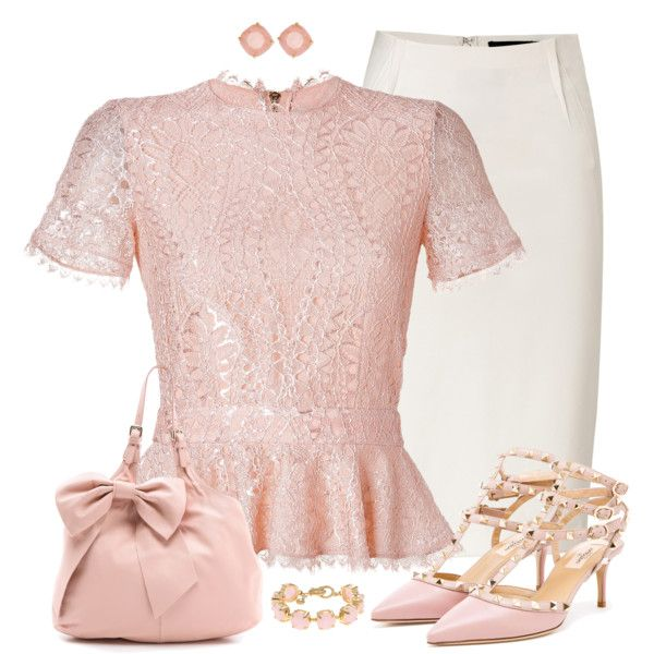 """Peplum"" by daiscat on Polyvore"