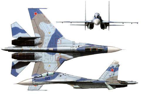 Berkut 1/72 Sukhoi Su-30MK Russian modern multirole fighter model