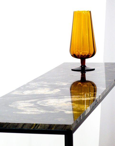 Consola de mármol  #marble #stone