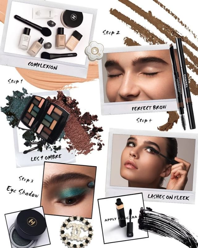 Easy 8-step makeup guide to rock this season with @chanel.beauty Spring 2018 collection! by:Conceptor & Stylist: @michelleothmanVideographer: @ferdianrus Photographer: @rakhmathidayat_aat Makeup: @sissysosro Hair: @beautybyyusti Artistic: @ifnisauria Retoucher: @vebycitra Model: @jjustsky - @amormodel @time.international @chanelofficial #MakeupTutorial #BazaarLovesBeauty #ChanelBeauty #ChanelMakeup #NeapolisCollection #BazaarTutorial #ad
