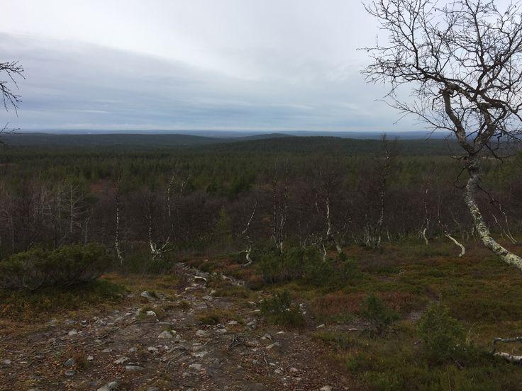 Ounastunturi, Pyhäkero 25.09.2016.