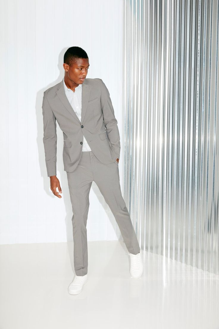 Cut it close, very close. Our Very Slim suit is the new must-have fit.