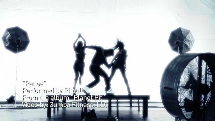 "Zumba® Fitness Music Video feat. ""Pause"" by Pitbull minds me of Tonya's classes! Miss Markoma ): lol"