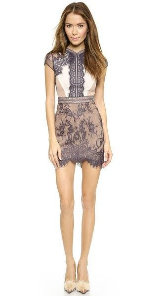 Self Portrait Lace Sequence Dress; my FAVORITE designer this dress is so beyond