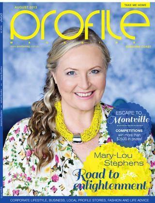 Profile Magazine August