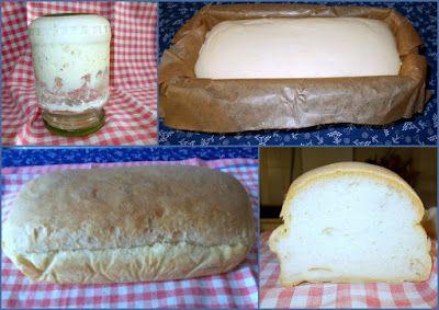 Tű és fakanál: Gluténmentes kovászos kenyér