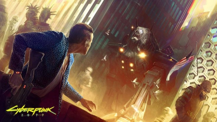 Cyberpunk 2077 Dev Is Teasing An Interesting Scenario Regarding Progression And Player Communication