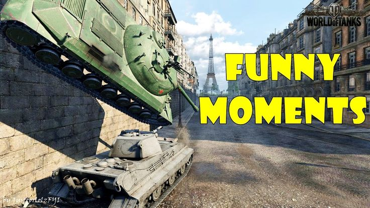 World of Tanks - Funny Moments | Week 3 January 2017
