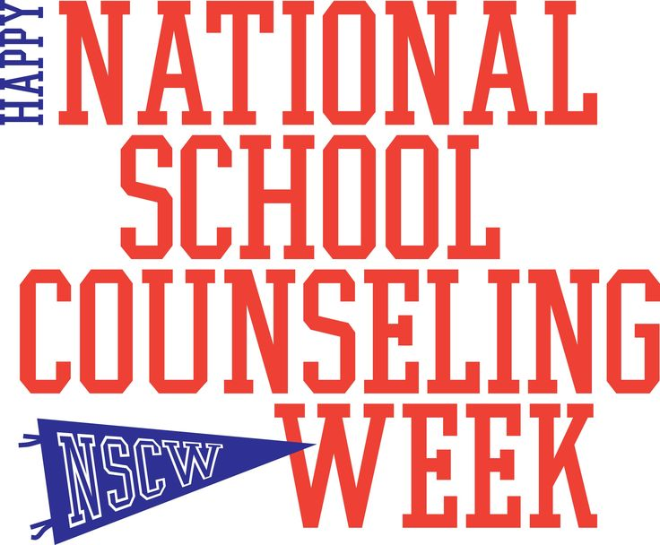 Ways to celebrate National School Counseling Week. Advocacy during the national week for it.