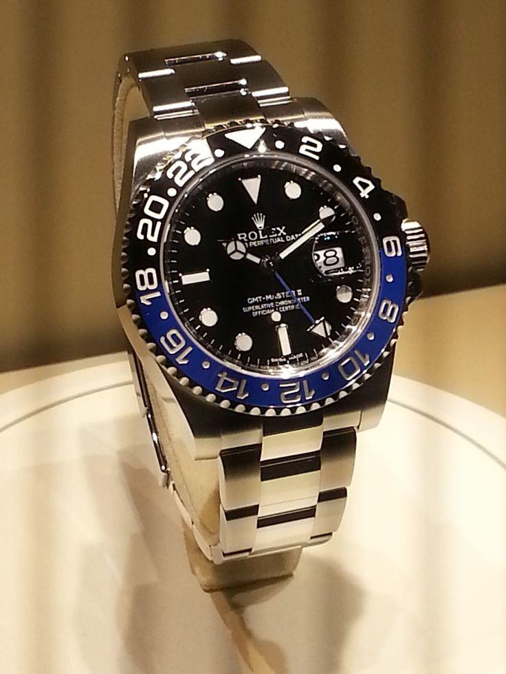 Rolex GMT-Master II Blue Cerachome (c) Perpetuelle