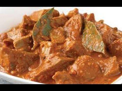 """""""Surinaamse Lams Masala Recept"""" """"Vlees Recepten uit Suriname"""""""