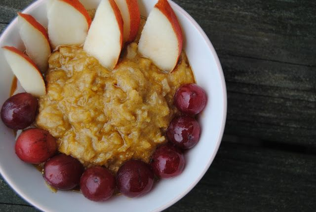 pumpkin pie oatmeal | the hungarican