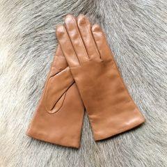 Klassische Damen Handschuhe Gefüttert