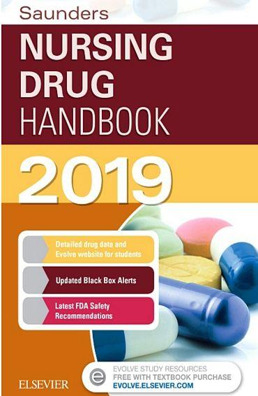Drug Book Pdf