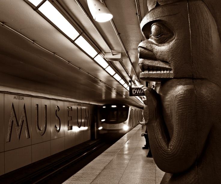 TTC Museum Station  #toronto