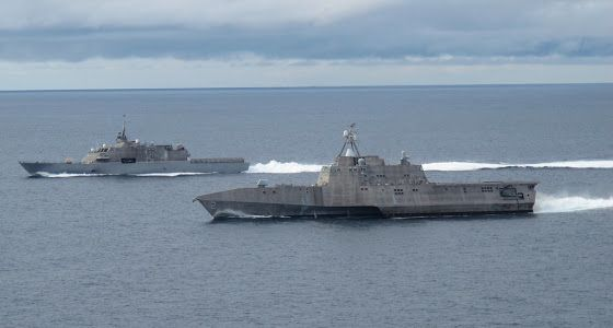 Northrop Grumman to Deliver Additional Mission Packages for US Navy Littoral Combat Ship Program