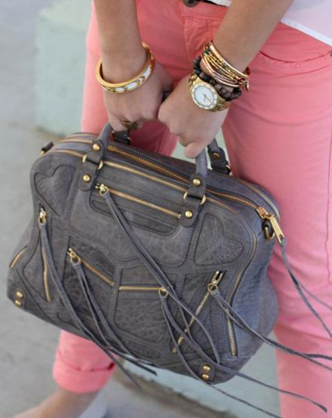 Overly obsessed with this Rebecca Minkoff Love Spell!