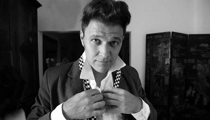 João Suplicy sobre o projeto The Hound Dogs #rockabilly #rockabillyman #rockabillyband