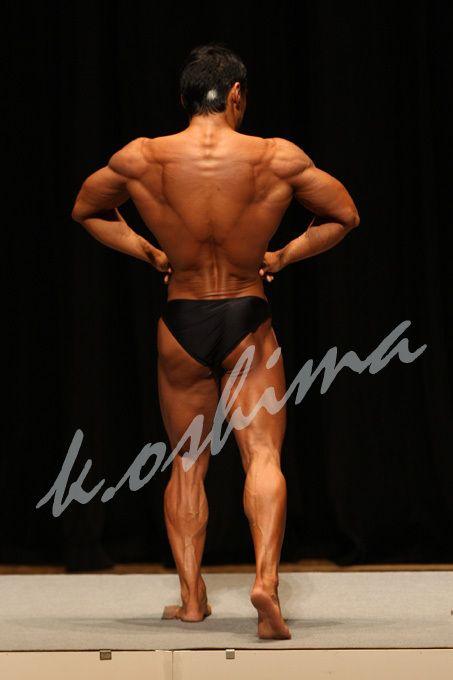 Shimada Yasujiro (嶋田泰次郎, Japanese Bodybuilder & Dentist)
