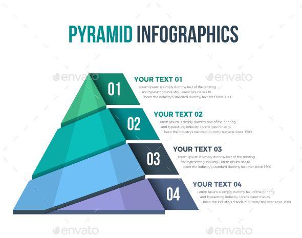 Pyramid Infographics Dizajn Prezentacii Dizajn Prezentaciya